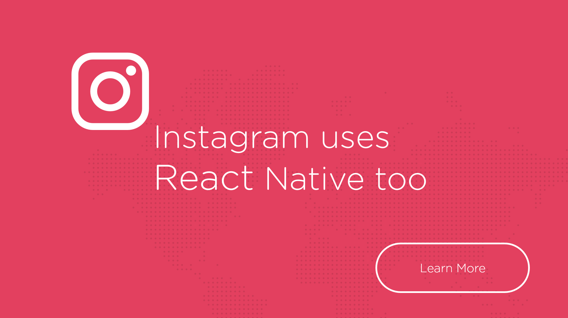 Instagram users React Native too