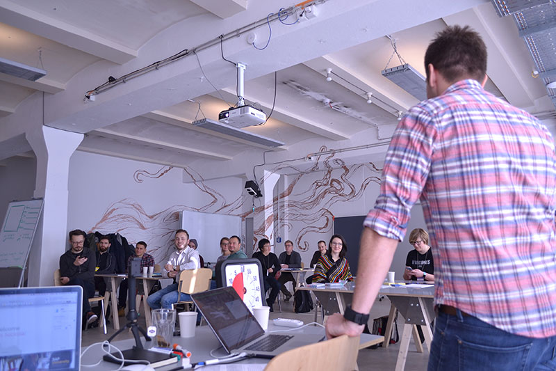 How to assemble your Product design sprint team