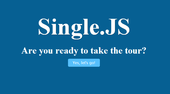 single.js jquery javascript plugin parallax sliding